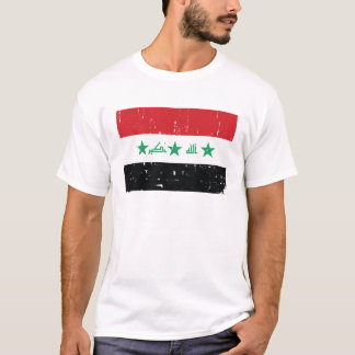 Iraq Flag T-Shirt