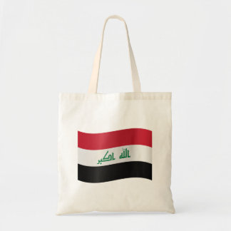 Iraq Flag Tote Bag