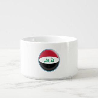 Iraq Iraqi Flag Bowl