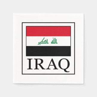 Iraq Paper Napkin