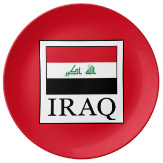 Iraq Porcelain Plates