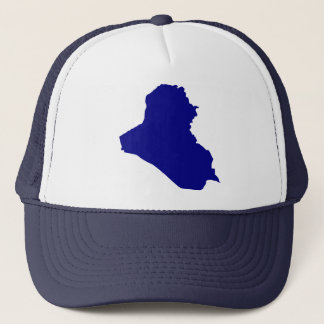 Iraq Trucker Hat