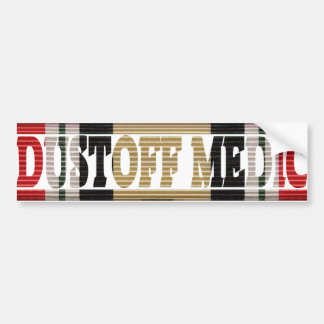 Iraq Veteran DUSTOFF Medic ICM Sticker