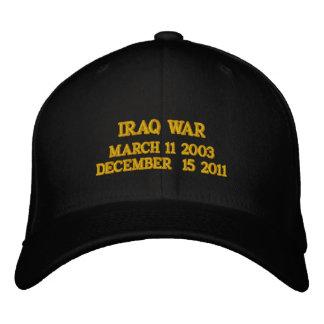 Iraq War Baseball Cap