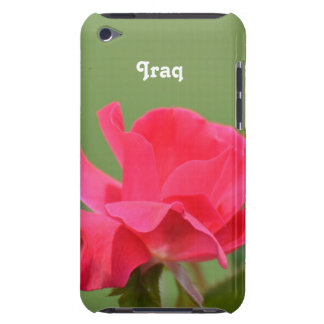 Iraqi Rose Barely There iPod Case
