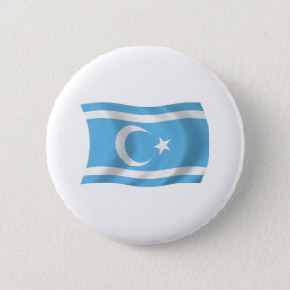 Iraqi Turkmen Flag Button