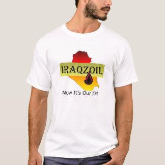 Iraqzoil Our Oil T-Shirt