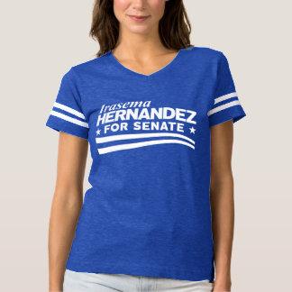 Irasema Hernandez for Senate T-shirt