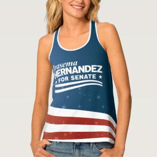 Irasema Hernandez for Senate Tank Top