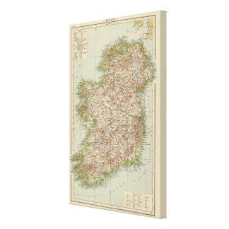 Ireland 13 canvas print