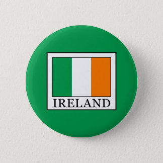 Ireland 2 Inch Round Button