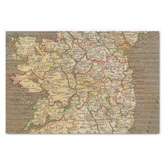 Ireland 8 tissue paper