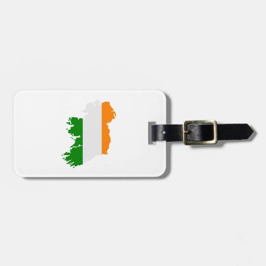Ireland Bag Tag