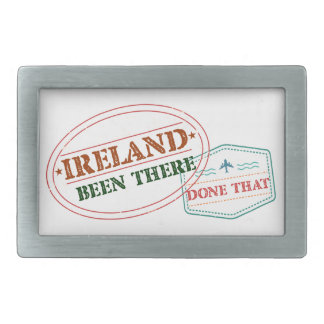 Ireland Been There Done That Belt Buckle
