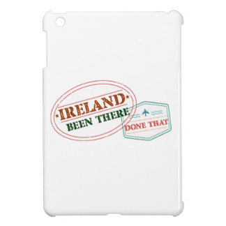 Ireland Been There Done That Cover For The iPad Mini