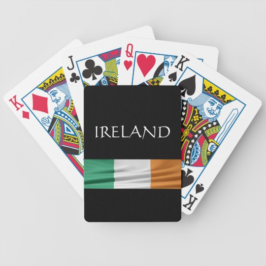 Ireland Bicycle Playing Cards