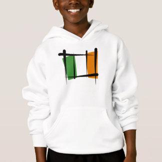 Ireland Brush Flag