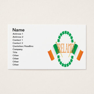 Ireland Business Card