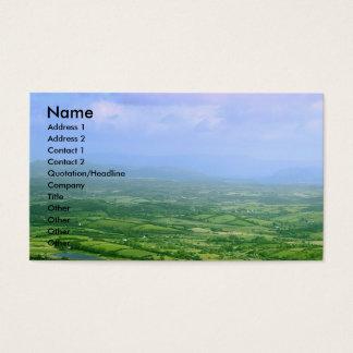 Ireland Business Card