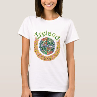 Ireland Celtic Circles T-Shirt