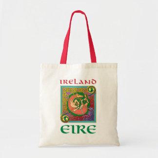 Ireland Celtic Motif Tote
