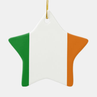 Ireland Ceramic Ornament