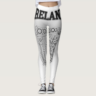 Ireland Coat of Arms Leggings