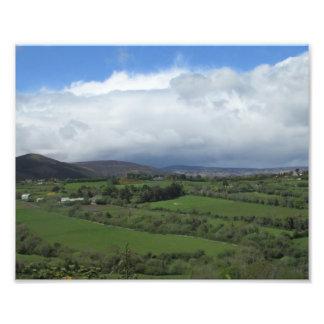 Ireland Countryside Photograph