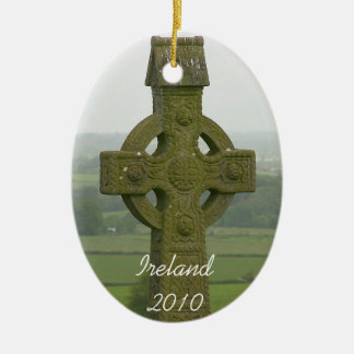 Ireland Cross Christmas Ornament