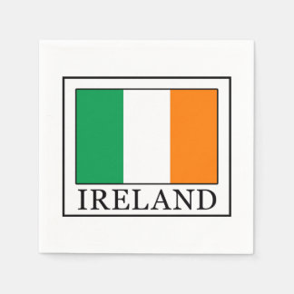 Ireland Disposable Napkins