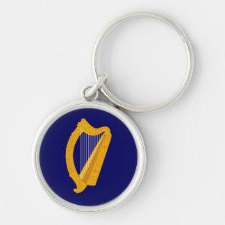ireland emblem keychain
