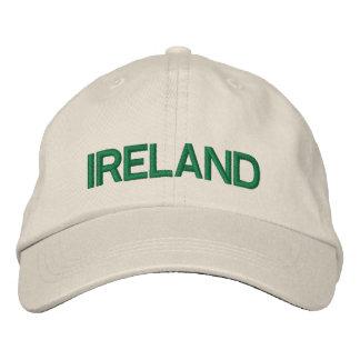IRELAND* Embroidered Baseball Cap