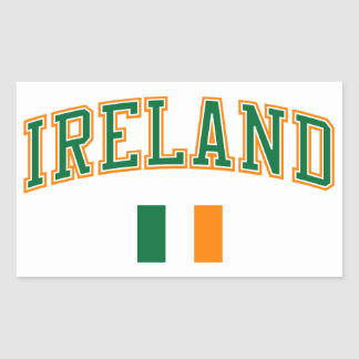 Ireland + Flag