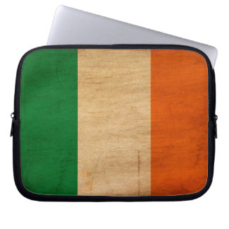 Ireland Flag Computer Sleeve