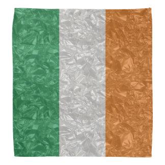 Ireland Flag - Crinkled Bandana