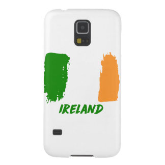Ireland flag design galaxy s5 case