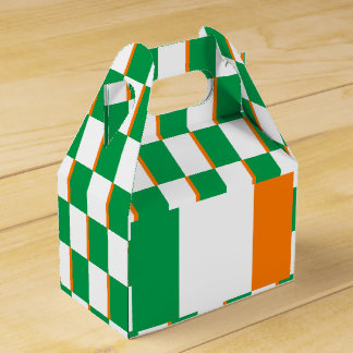 Ireland Flag Favor Box