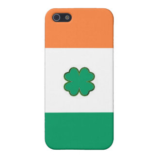 Ireland flag for Irish fans iPhone 5 Covers