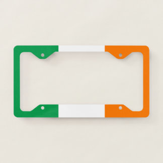 Ireland Flag License Plate Frame