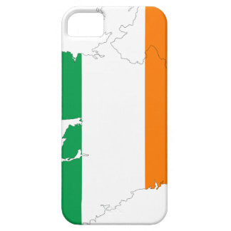 Ireland Flag Map iPhone 5 Cover