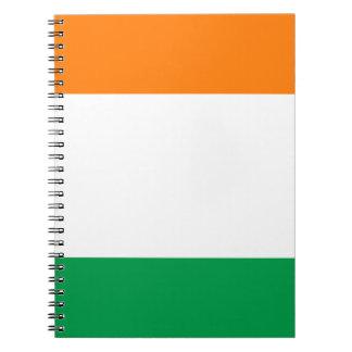 Ireland Flag Notebook