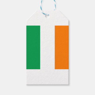 ireland-Flag Pack Of Gift Tags