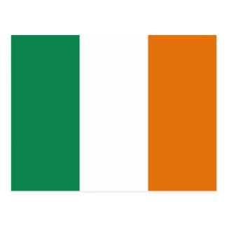 Ireland Flag Postcard