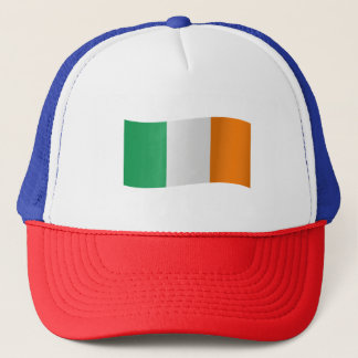 Ireland Flag Trucker Hat