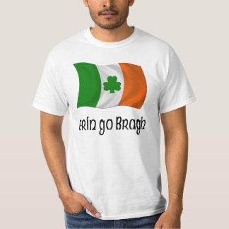 Ireland Forever Erin Go Bragh Irish Saying T-Shirt