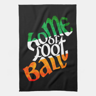 Ireland Home of Football GAA Tea Towel