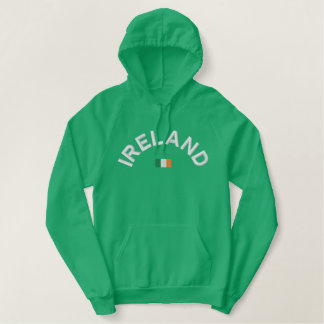Ireland Hoodie - Come On Ireland!