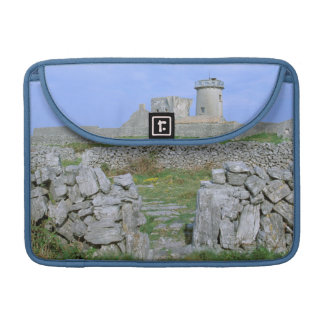 Ireland, Inishmore, Aran Island, Dun Aengus Fort MacBook Pro Sleeve