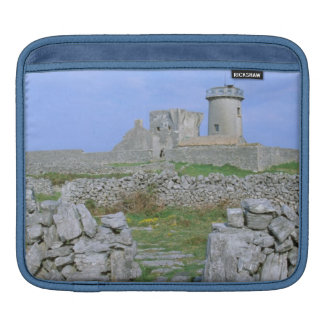 Ireland, Inishmore, Aran Island, Dun Aengus Fort Sleeves For iPads