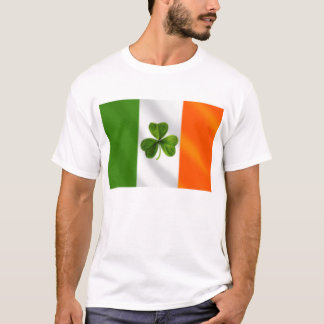 Ireland Irish Clover Eire flag Gear T-Shirt